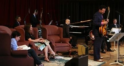 """John Pizzarelli & Jessica Molaskey record """"Radio Deluxe"""""""