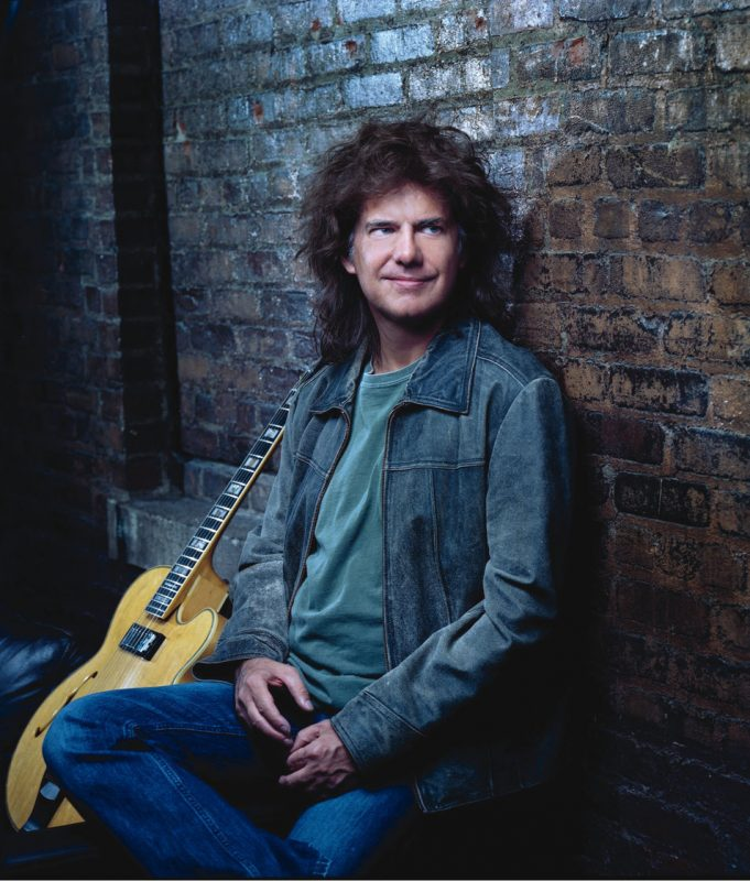 Pat Metheny (photo by Jimmy Katz)