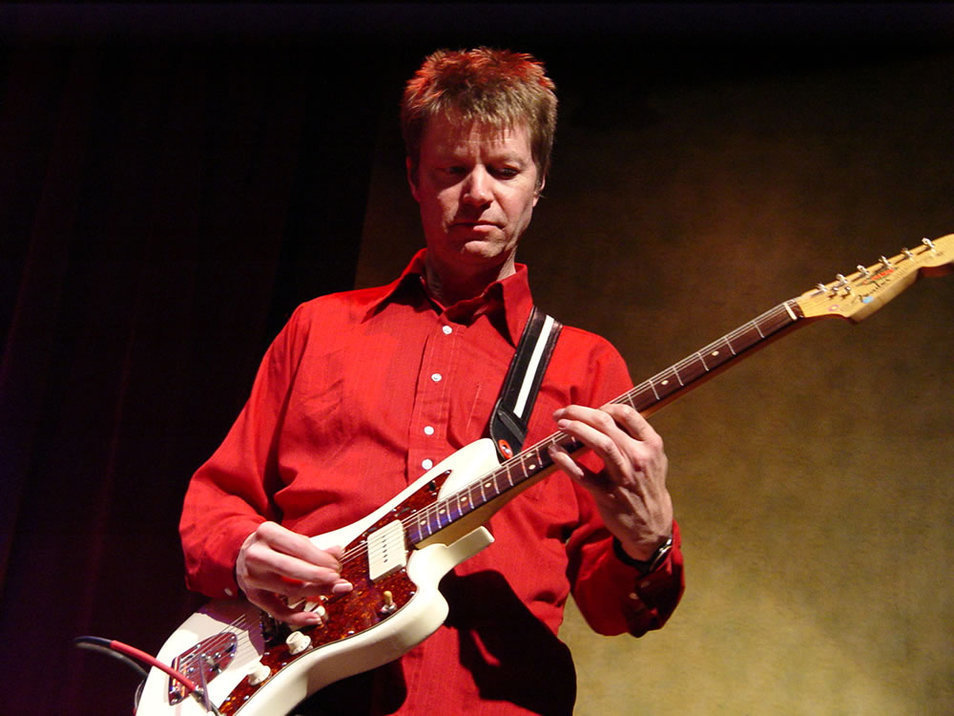 Nels Cline Guitar Anti Hero Jazztimes