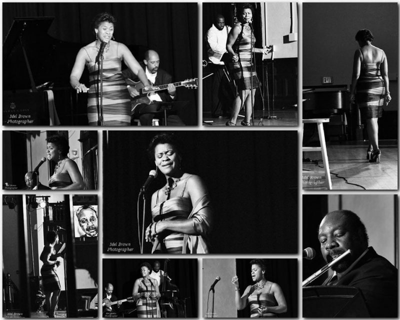 Photos from performance by Lenora Helm by Mel Brown