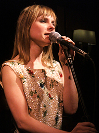 Kat Edmonson at Scullers