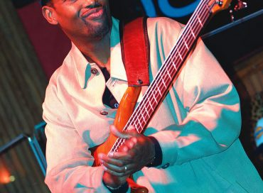 Gerald Veasley's Bass Boot Camp Not So Tough