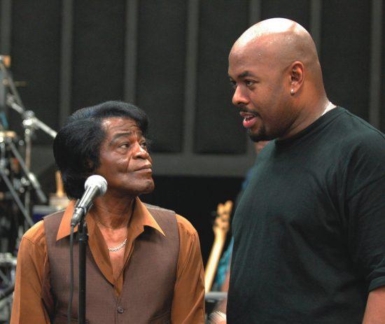 James Brown and Christian McBride image 0