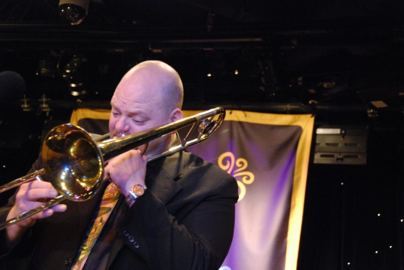 John Allred on The Jazz Cruise 2009