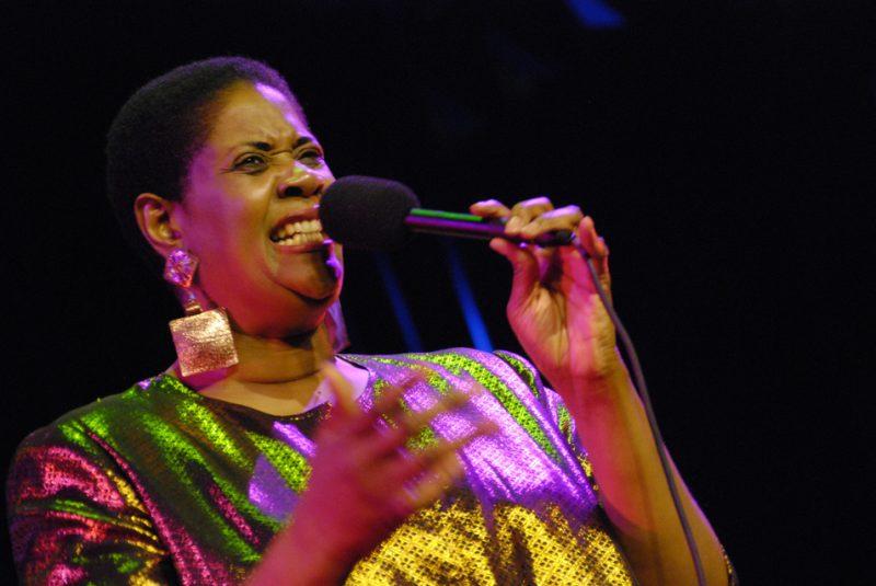 Denise Thimes on The Jazz Cruise 2009