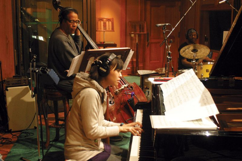 Hiromi with Stanley Clarke and Lenny White
