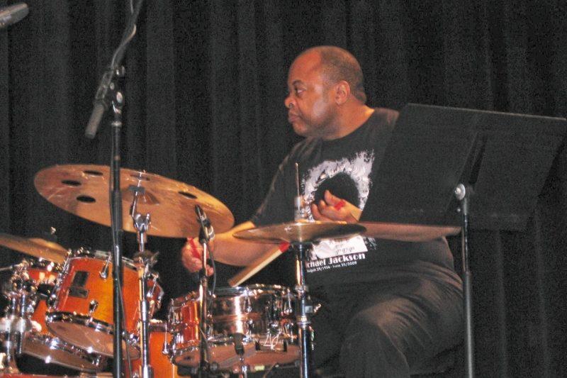 Jeff Tain Watts at Cape May Jazz Festival