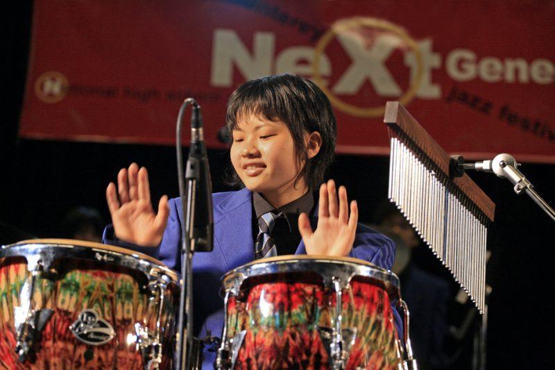 Junior Jazz Academy at 2009 Next Generation Festival