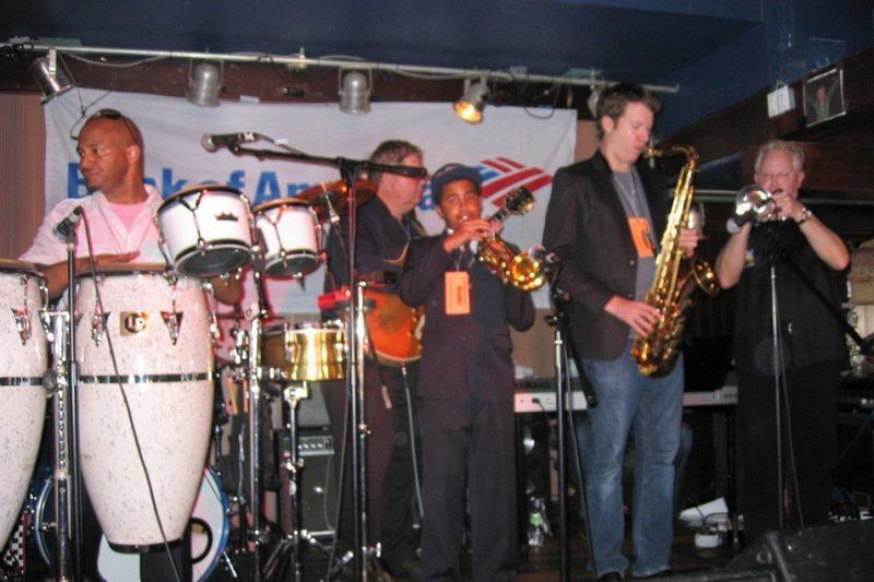 Sunday Jam at Cape May Jazz Festival