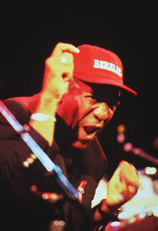 Bill Cosby hosting Zildjian's American Drummer Achievement Awards, 1998