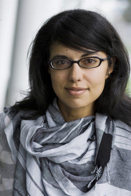"""Heidi Sama, co-producer of """"On Canvas"""""""