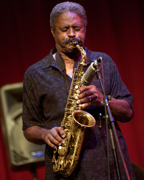 Charles McPherson in performance at Stanford Jazz Workshop