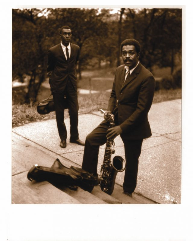 Donald and Albert Ayler, New York 1966