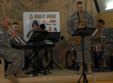 Jazz in Iraq