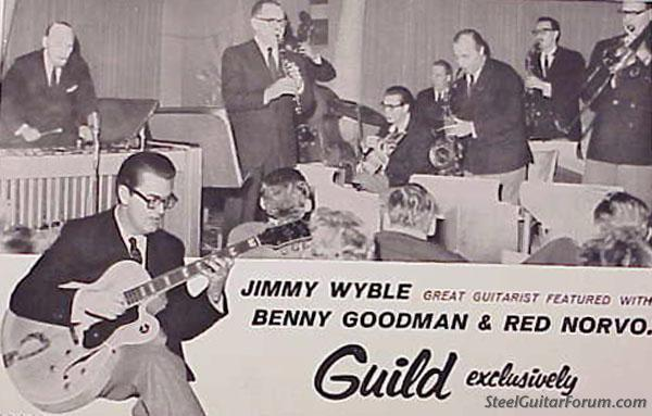 7 et 8 CORDES, guitares-et-basses, impro/composition, investigations 939_jimmy_wyble_guild_guitar_ad_from_1961_1