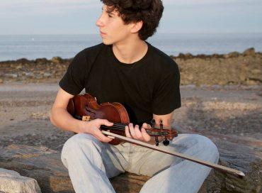 Sam Weiser, 15-year-old Violinist, Releases Debut Album