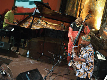 Matthew Shipp, William Parker