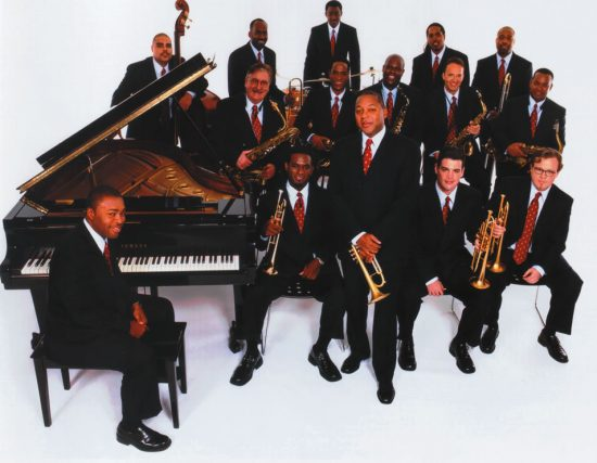 Wynton Marsalis and the Lincoln Center Jazz Orchestra image 0