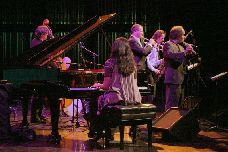 Amina Figarova in concert