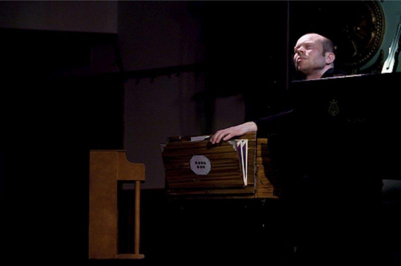 Christian Wallumrod performing at Portland Jazz Festival