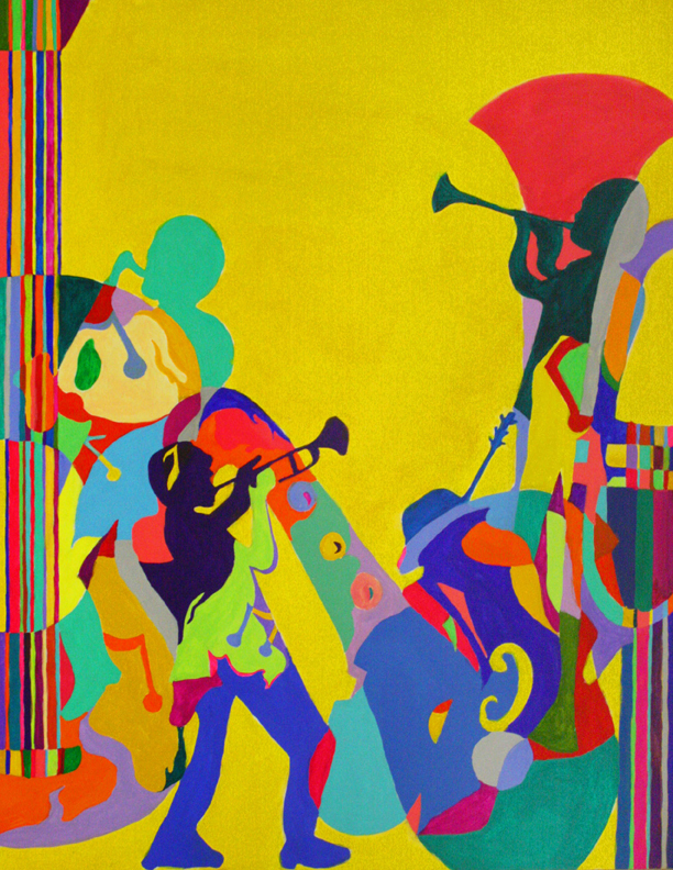 Jazz Festival Artwork