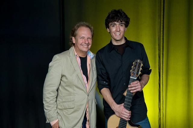 Lee Ritenour with Shon Boublil