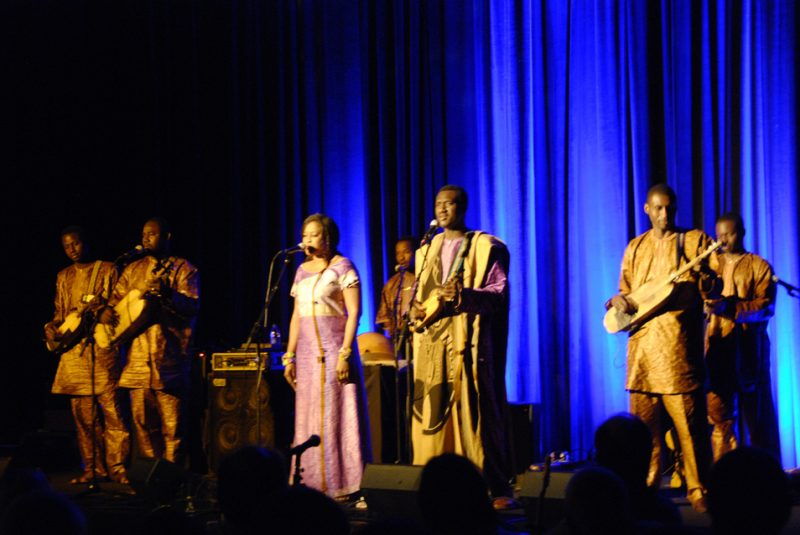 Bassekou Kouyate & Ngoni Ba at Savannah Music Festival