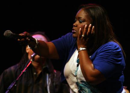 Shemekia Copeland at Cape May Jazz Festival