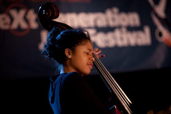 Scene from Next Generation Jazz Festival in Monterey image 1