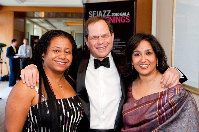 Felice Swapp, Randall Kline, Srinija Srinivasan