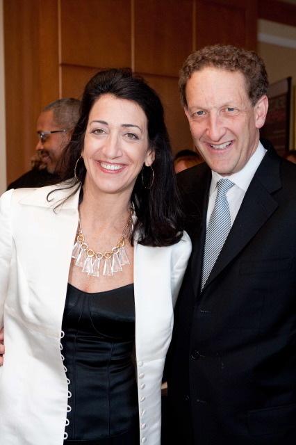 Pam Baer, Larry Baer