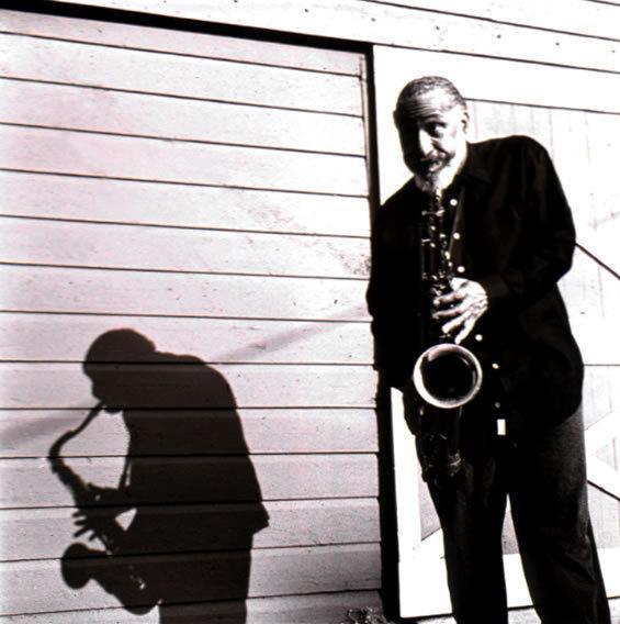 John Abbott, Sonny Rollins, 1995