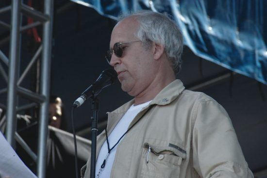 Chevy Chase at the Newport Jazz Festival image 0