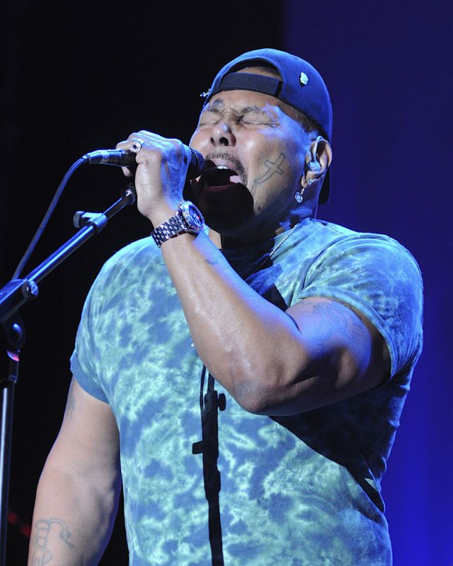 Aaron Neville at Sonoma Jazz+