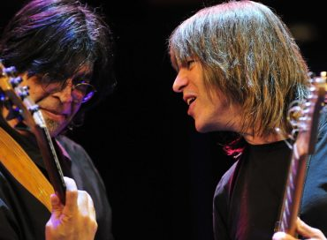 Yellowjackets Perform with Mike Stern at Jazz at Lincoln Center