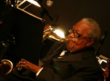 Clark Terry and Alaadeen Honored in Kansas City