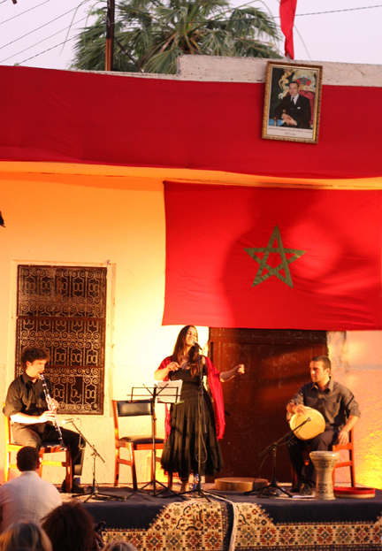 Performance by G lay Ha er Toruk at Fes Festival of World Sacred Music