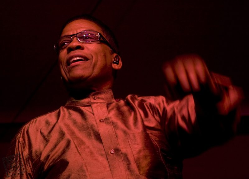 Herbie Hancock at Toronto Jazz Festival