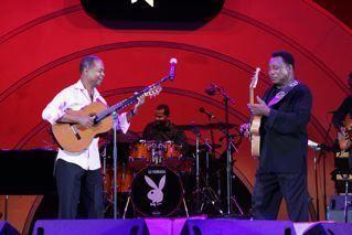 George Benson at 2010 Playboy Jazz Festival