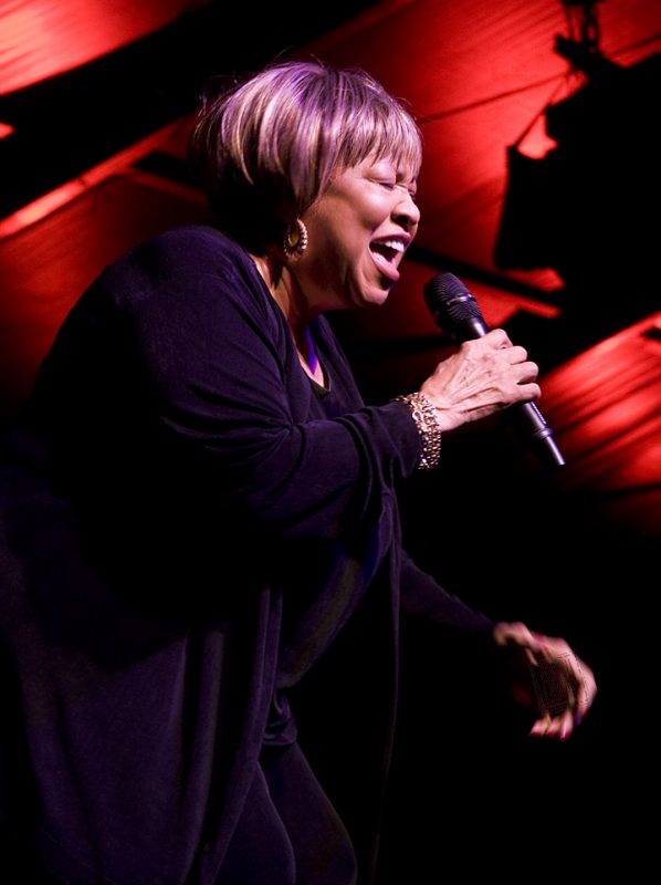 Mavis Staples performing at Toronto International Jazz Festival
