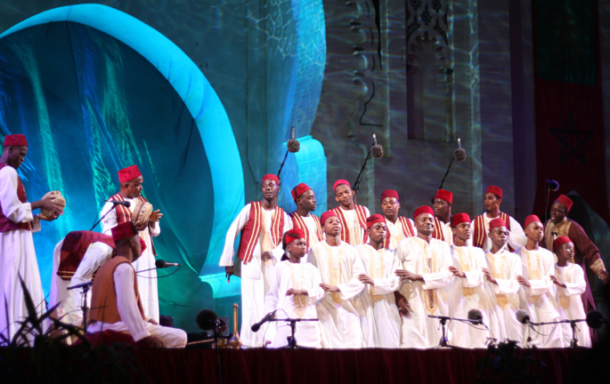 Performance by Mtendeni Maulid du Zanzibar at Fes Festival of World Sacred Music