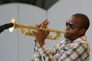Trombone Shorty at 2010 Playboy Jazz Festival