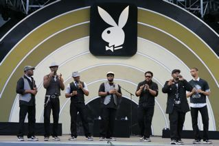 Naturally Seven at 2010 Playboy Jazz Festival