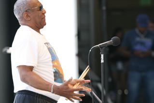 Bill Cosby at 2010 Playboy Jazz Festival