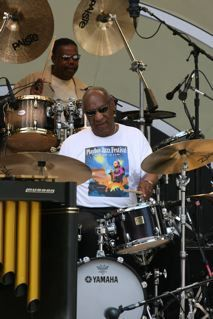 Bill Cosby at 2010 Playboy Jazz Festival