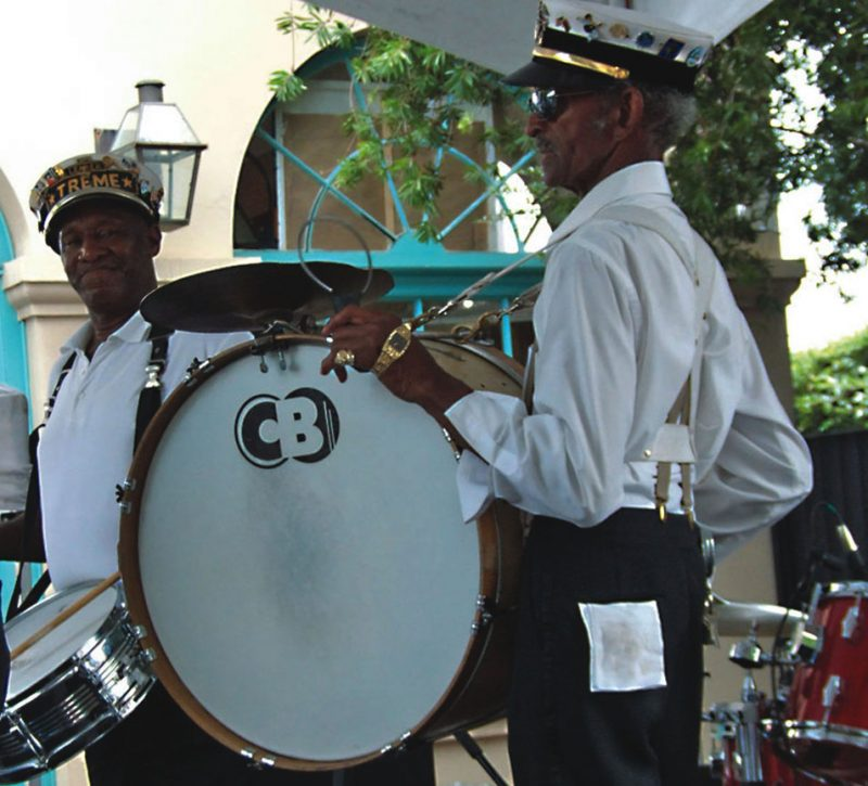 New Orleans' Treme Brass Band
