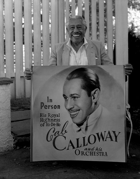 Cab Calloway in 1986