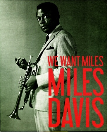 We Want Miles book cover