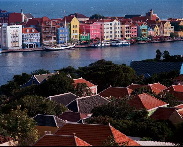 Curacao in Netherlands Antilles