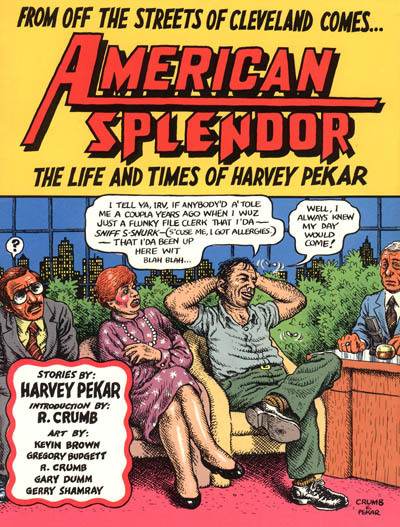 Harvey Pekar's American Splendor